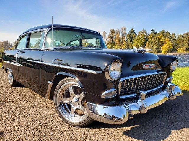 1955 Chevrolet Bel Air (CC-1272949) for sale in Eugene, Oregon