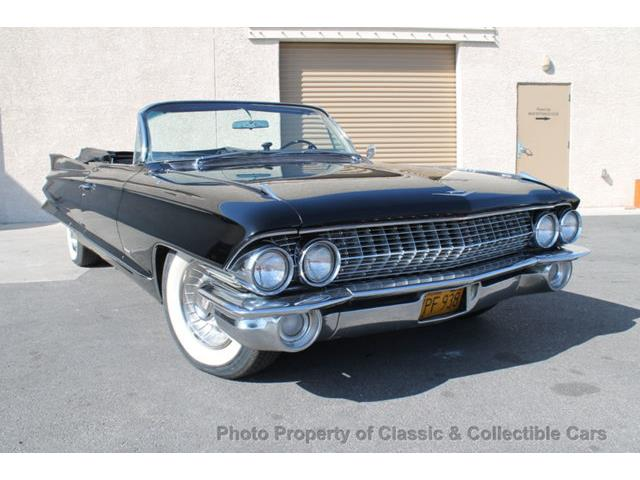 1961 Cadillac Series 62 (CC-1272950) for sale in Las Vegas, Nevada