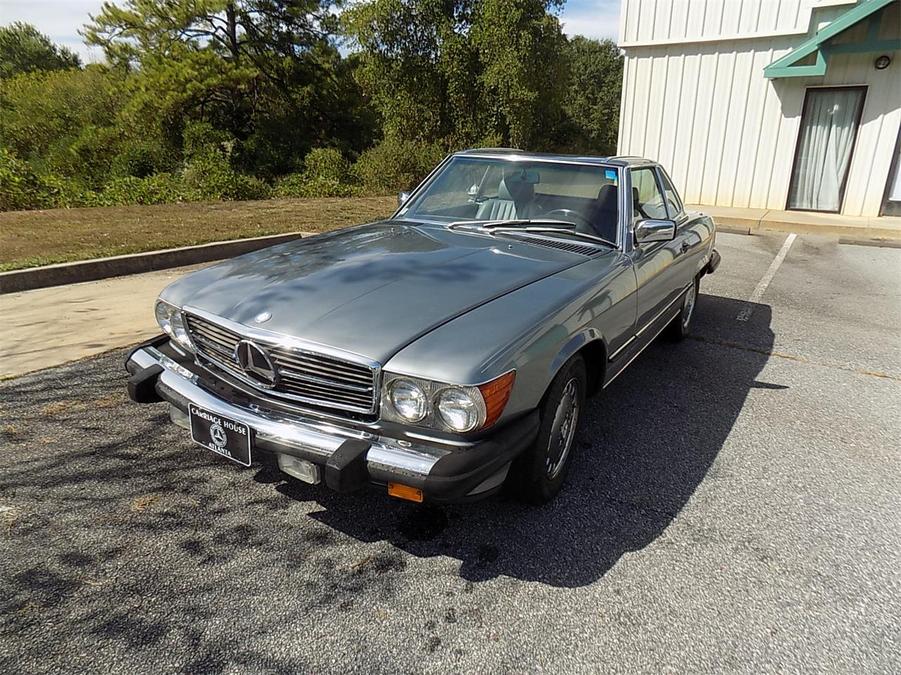 1989 Mercedes-Benz 560SL (CC-1272959) for sale in Lawrenceville, Georgia