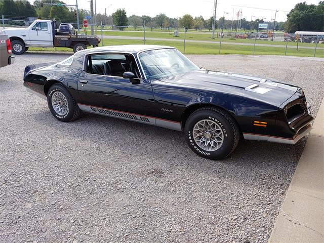 1978 Pontiac Firebird Formula (CC-1272963) for sale in Pittsburg, Kansas