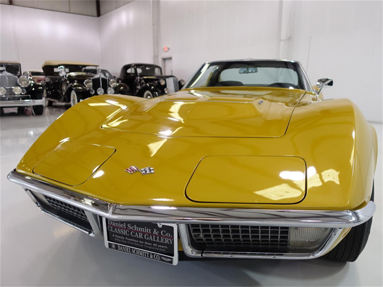 1971 Chevrolet Corvette Stingray (CC-1272966) for sale in Saint Louis, Missouri