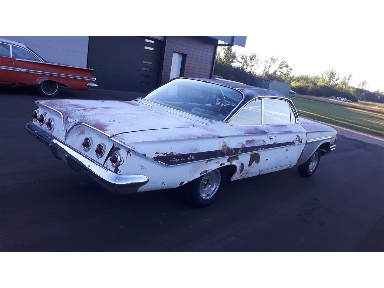 1961 Chevrolet Impala (CC-1272974) for sale in saskatoon, Saskatchewan