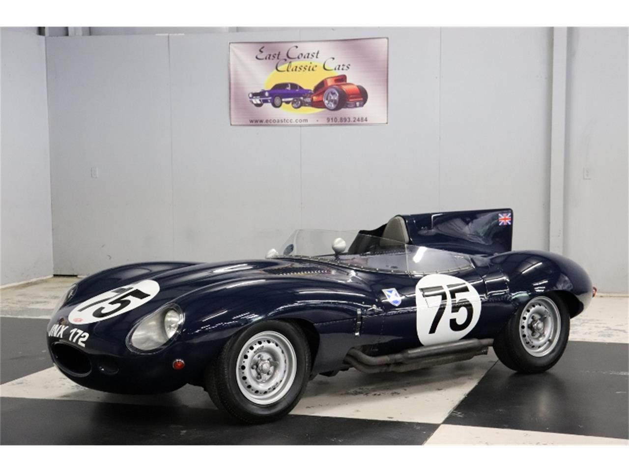 1960 Jaguar D-Type (CC-1272982) for sale in LILLINGTON, North Carolina