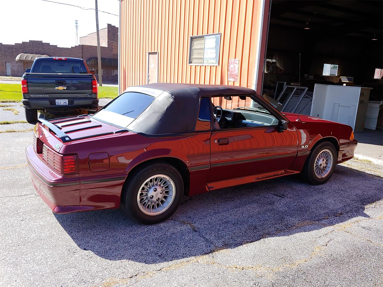 1988 Ford Mustang GT (CC-1272983) for sale in Pittsburg, Kansas