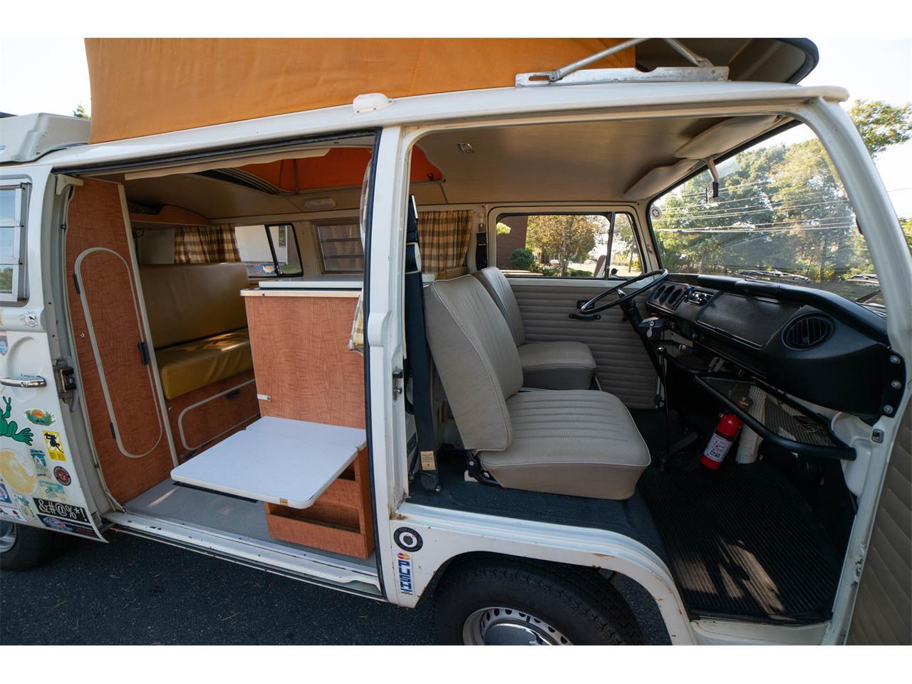1971 Volkswagen Westfalia Camper (CC-1272988) for sale in Orange, Connecticut