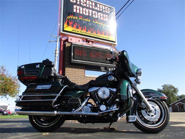 1997 Harley-Davidson Electra Glide (CC-1272996) for sale in Sterling, Illinois