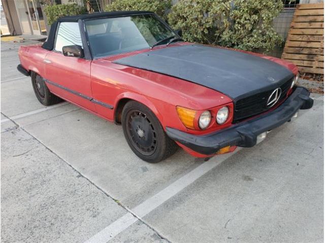 1983 Mercedes-Benz 380SL (CC-1270003) for sale in Cadillac, Michigan