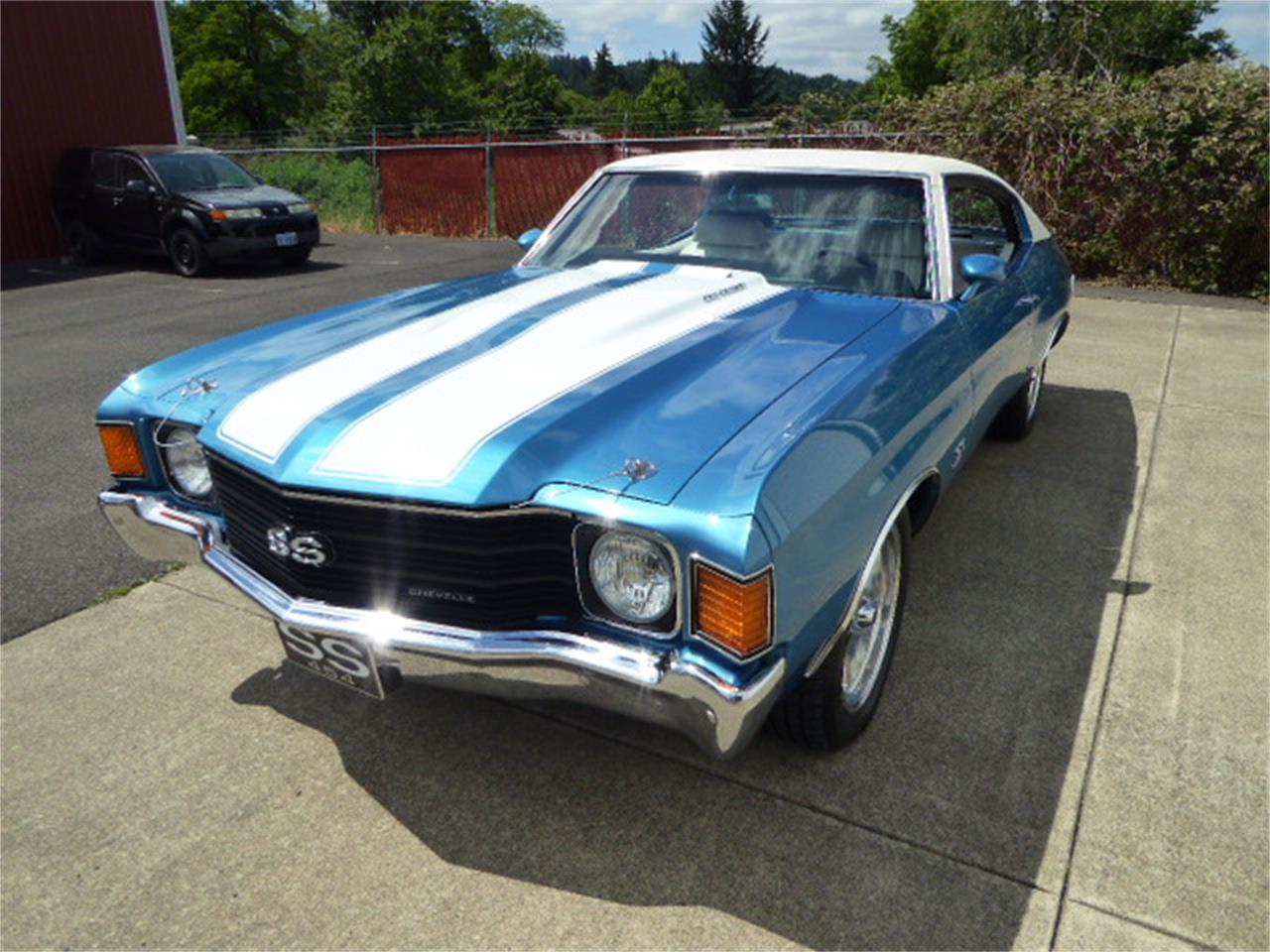 1972 Chevrolet Chevelle SS (CC-1273003) for sale in Turner, Oregon