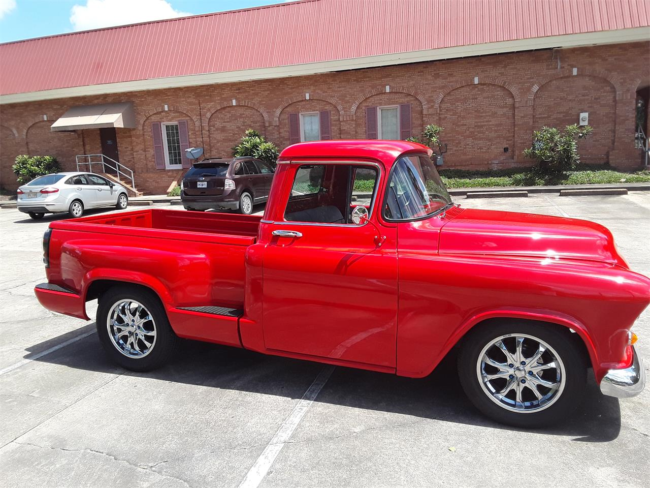 1955 Chevrolet Pickup (CC-1273023) for sale in D'LO, Mississippi