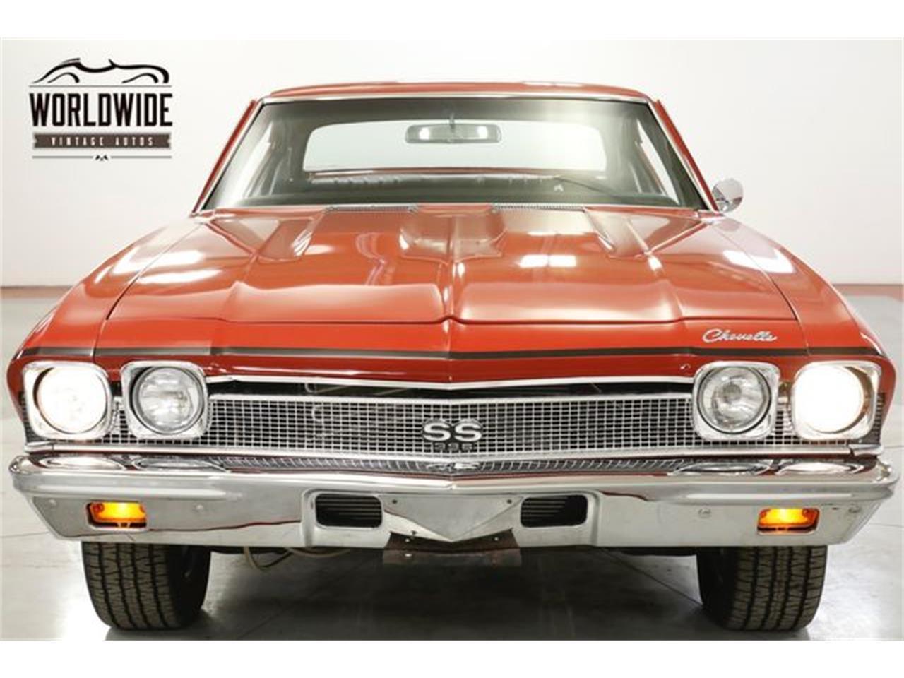1968 Chevrolet Chevelle SS (CC-1273050) for sale in Denver , Colorado