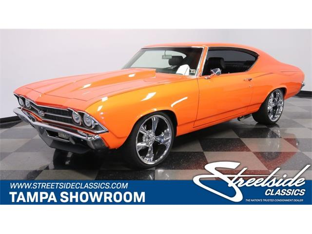 1969 Chevrolet Chevelle (CC-1273065) for sale in Lutz, Florida