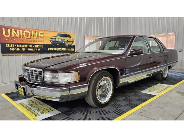 1995 Cadillac Fleetwood (CC-1273066) for sale in Mankato, Minnesota