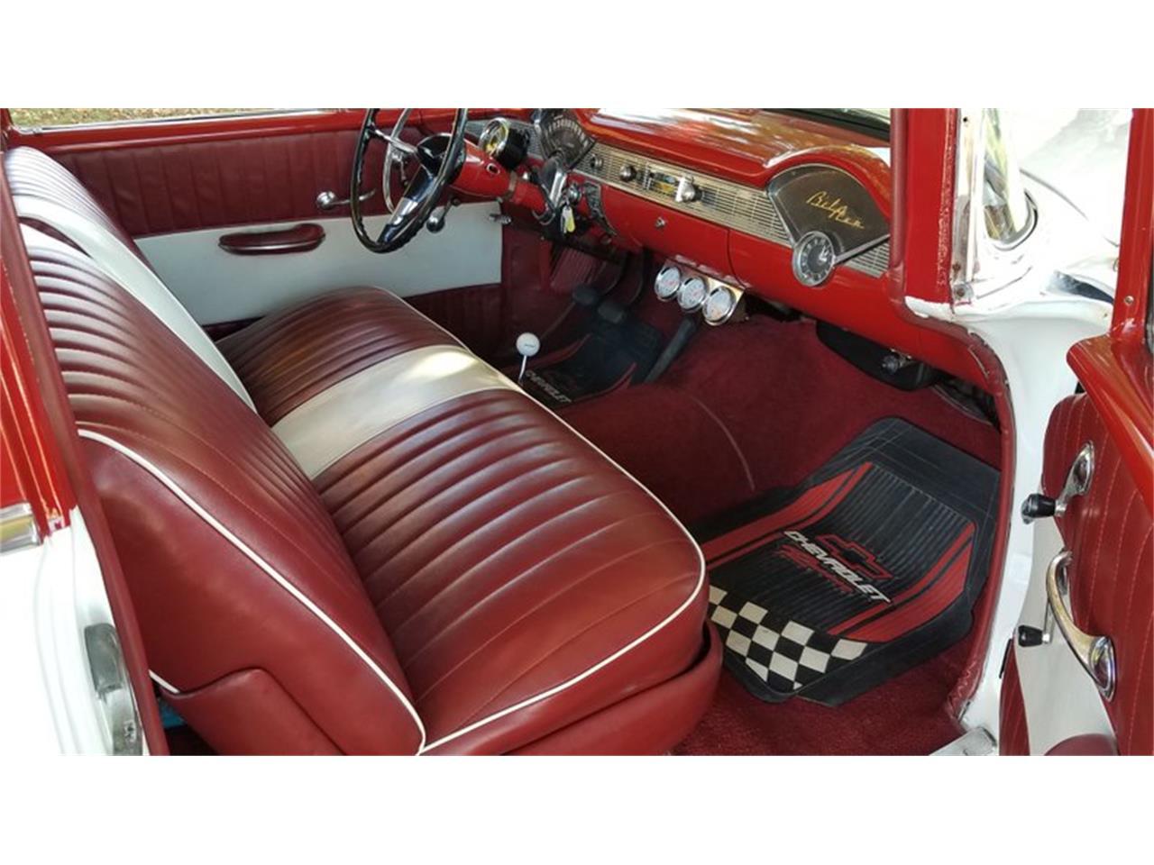 1956 Chevrolet Bel Air (CC-1273082) for sale in Greensboro, North Carolina