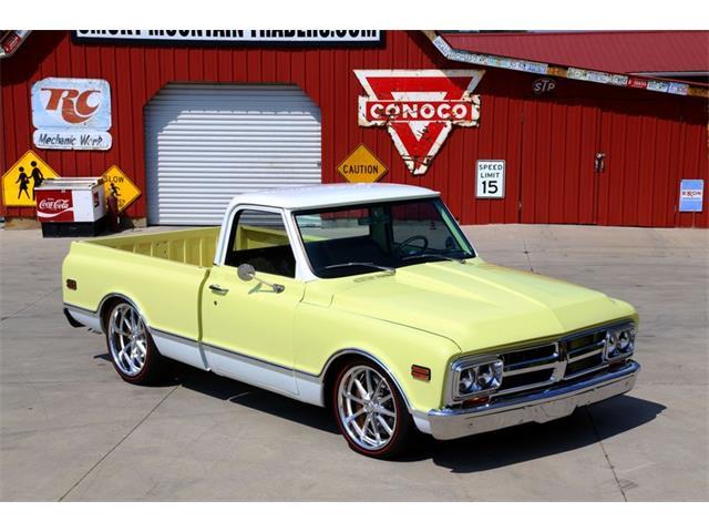 1971 GMC Pickup