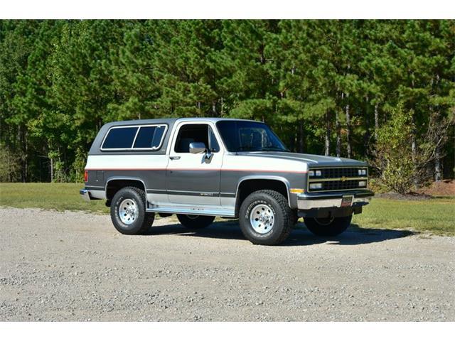 1990 Chevrolet Blazer (CC-1273165) for sale in Raleigh, North Carolina