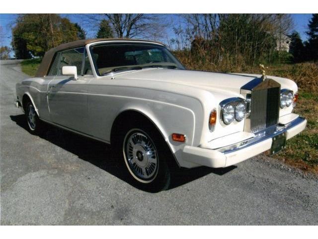 1985 Rolls-Royce Corniche (CC-1273174) for sale in Raleigh, North Carolina