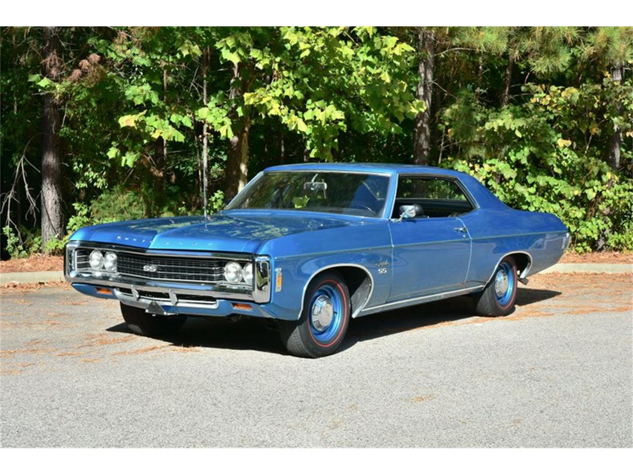1969 Chevrolet Impala (CC-1273181) for sale in Raleigh, North Carolina