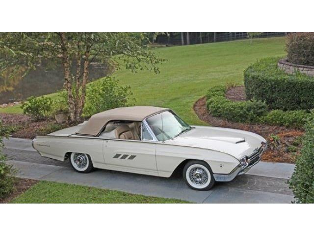 1963 Ford Thunderbird (CC-1273182) for sale in Raleigh, North Carolina