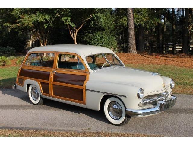 1949 Mercury Woody Wagon (CC-1273192) for sale in Raleigh, North Carolina
