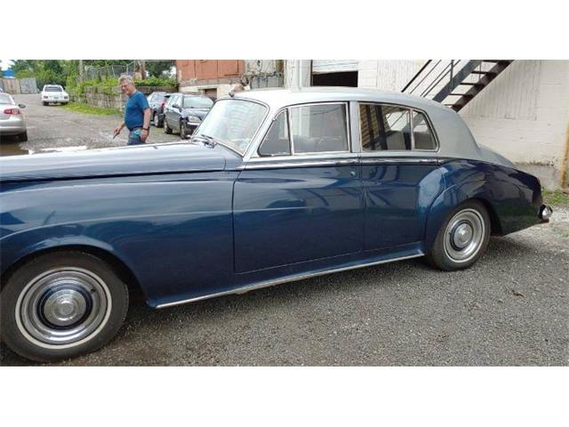1960 Rolls-Royce Silver Cloud II (CC-1273196) for sale in Cadillac, Michigan