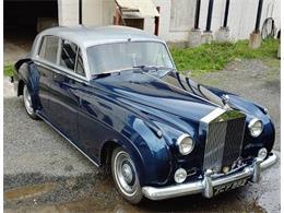 1960 Rolls-Royce Silver Cloud II (CC-1273196) for sale in Cadillac, Michigan
