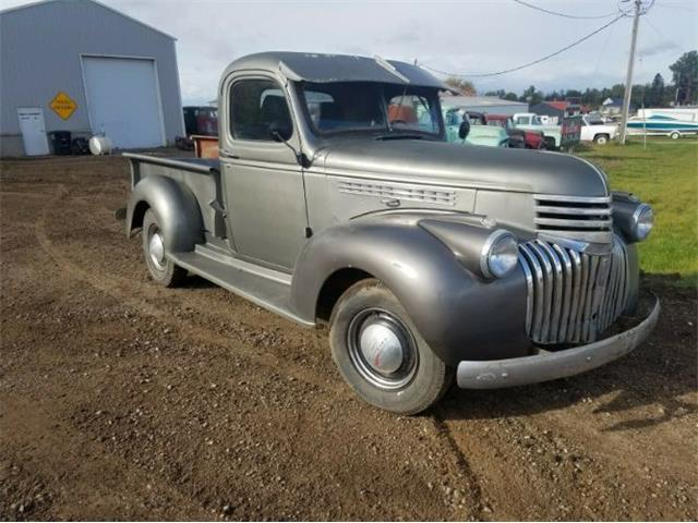 1946 Chevrolet Pickup (CC-1273208) for sale in Cadillac, Michigan