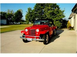 1950 Willys Jeepster (CC-1273211) for sale in Raleigh, North Carolina