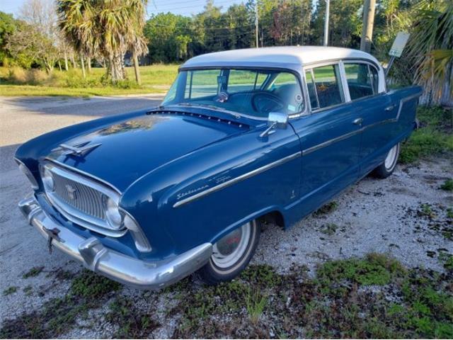 1956 Nash Statesman (CC-1273212) for sale in Cadillac, Michigan