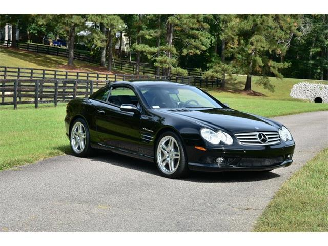 2004 Mercedes-Benz SL55 (CC-1273213) for sale in Raleigh, North Carolina