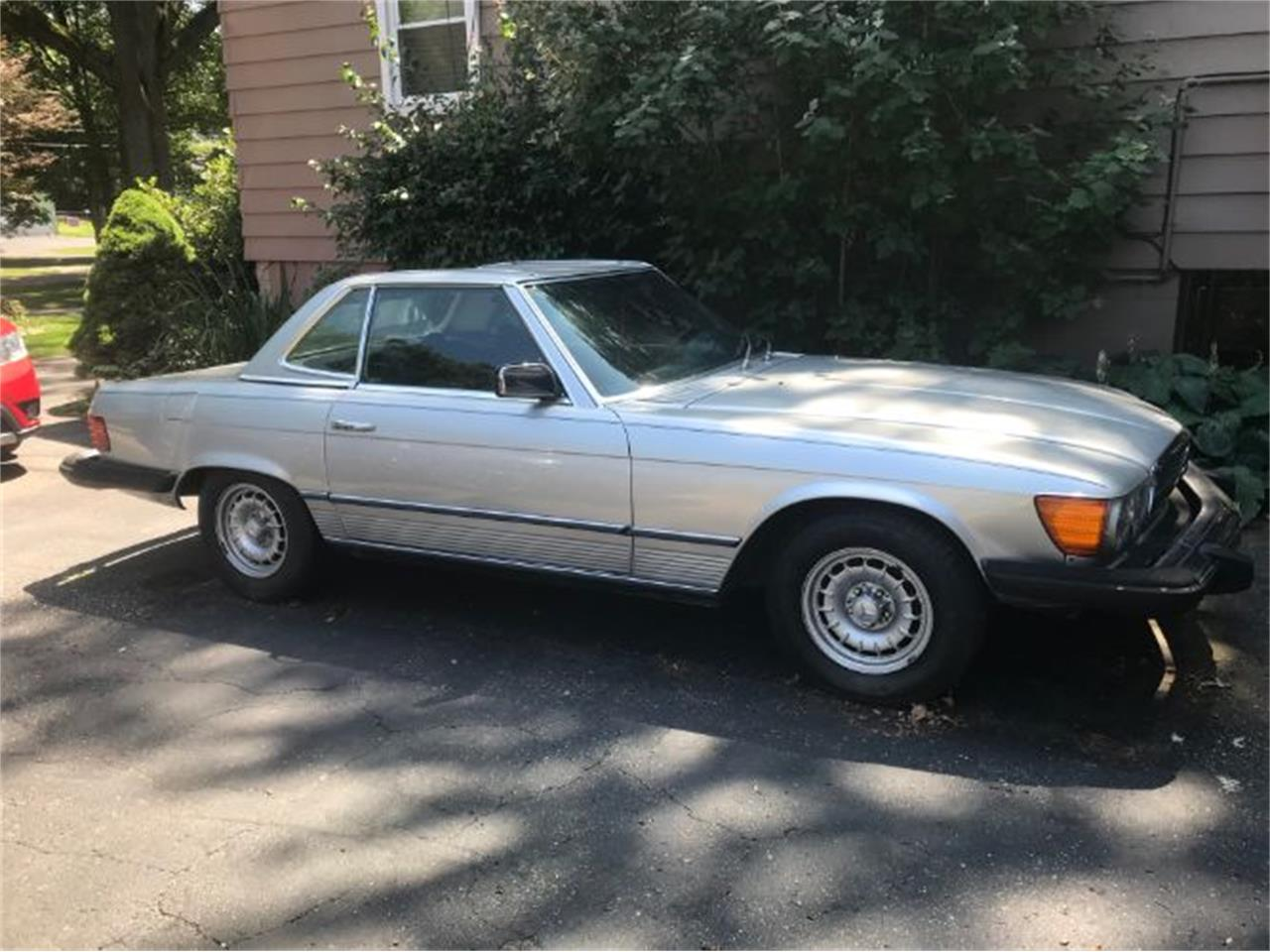 1979 Mercedes-Benz 450SL (CC-1273214) for sale in Cadillac, Michigan