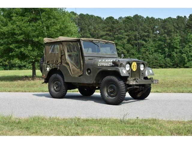 1953 Willys Jeep (CC-1273240) for sale in Raleigh, North Carolina