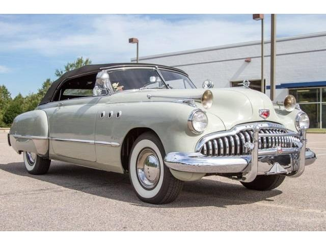 1949 Buick Super (CC-1273241) for sale in Raleigh, North Carolina
