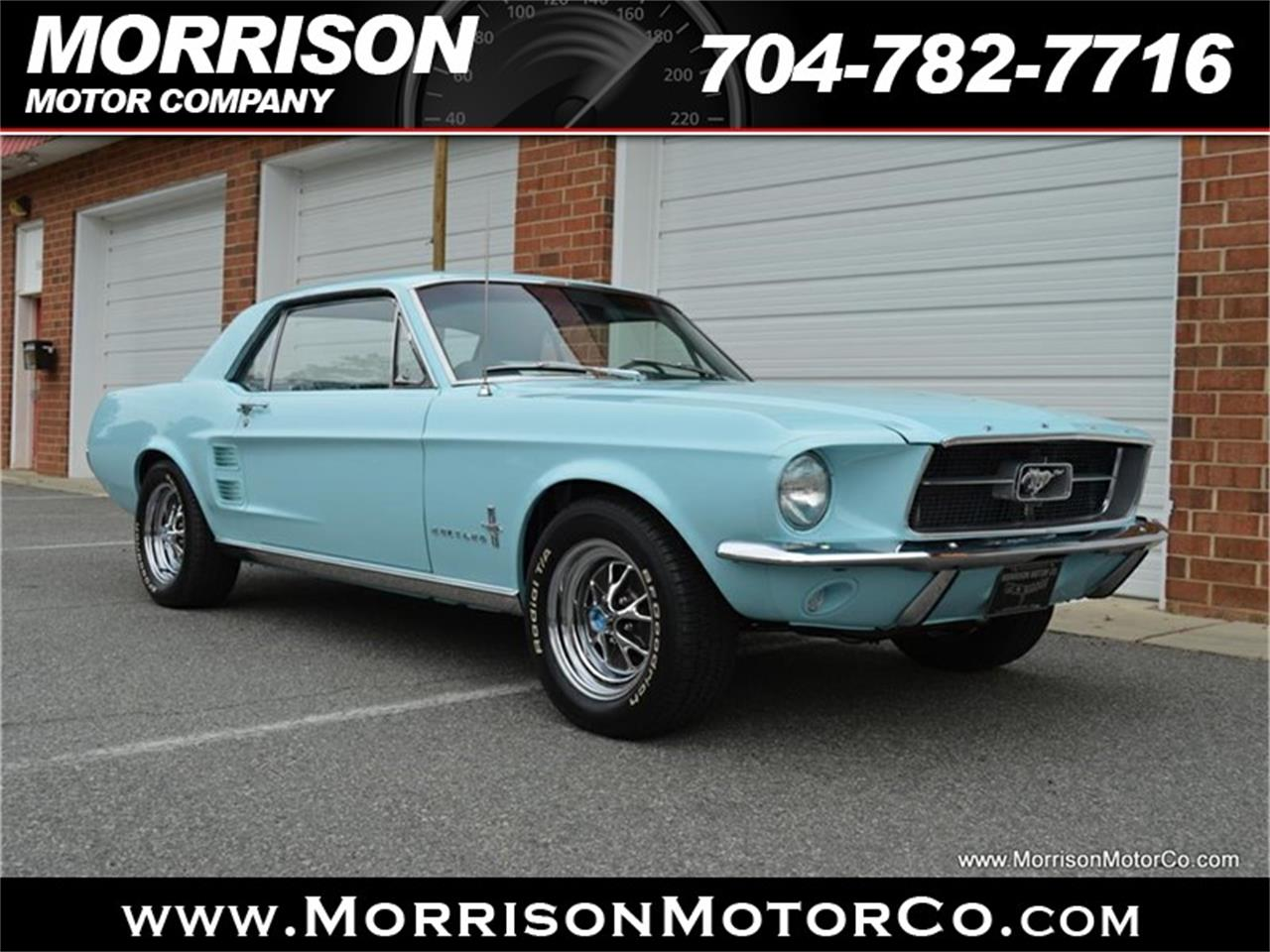 1967 Ford Mustang (CC-1273254) for sale in Concord, North Carolina