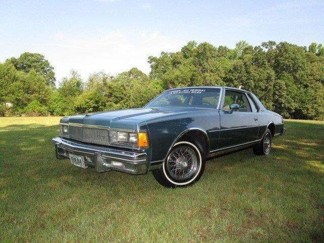 1977 Chevrolet Caprice (CC-1273256) for sale in Raleigh, North Carolina