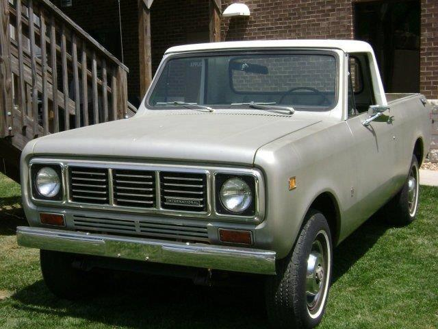 1976 International Scout (CC-1273261) for sale in Raleigh, North Carolina