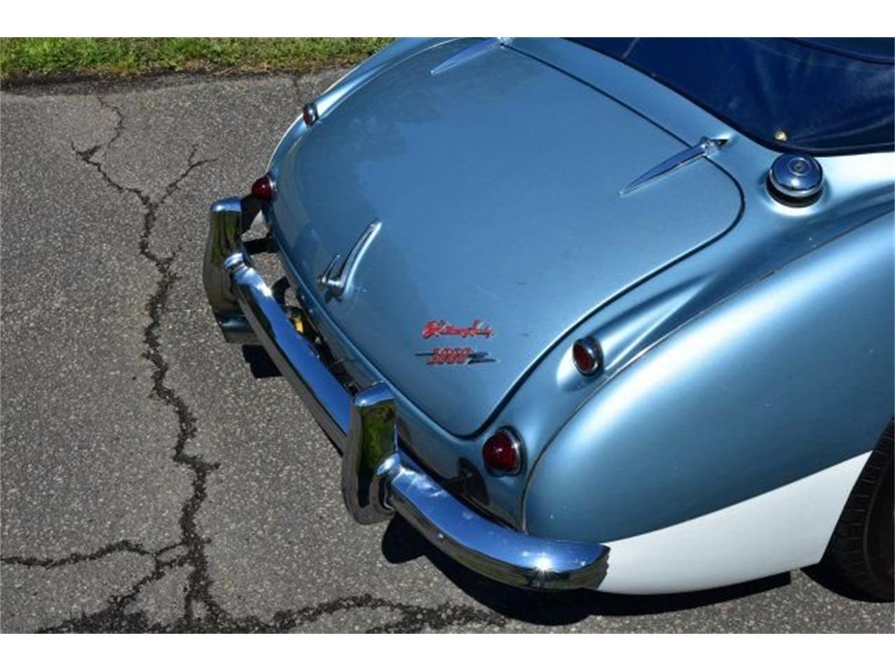 1963 Austin-Healey 3000 (CC-1273265) for sale in Raleigh, North Carolina