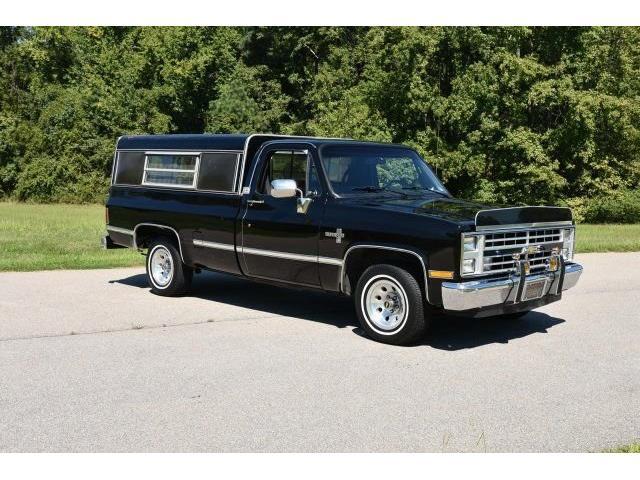 1987 Chevrolet Silverado (CC-1273269) for sale in Raleigh, North Carolina