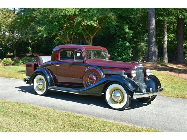 1934 Pontiac Coupe (CC-1273272) for sale in Raleigh, North Carolina