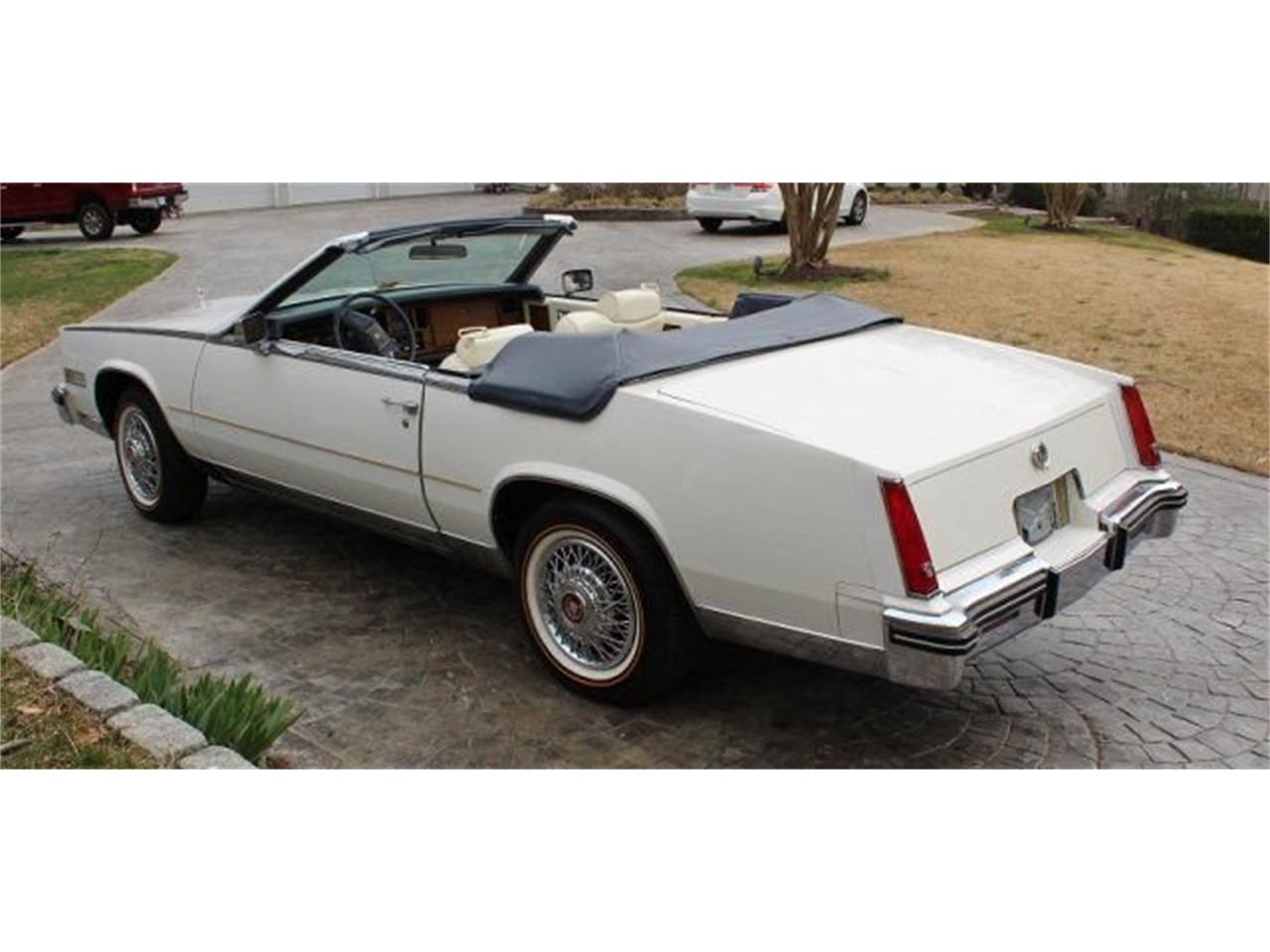 1984 Cadillac Eldorado (CC-1273277) for sale in Raleigh, North Carolina
