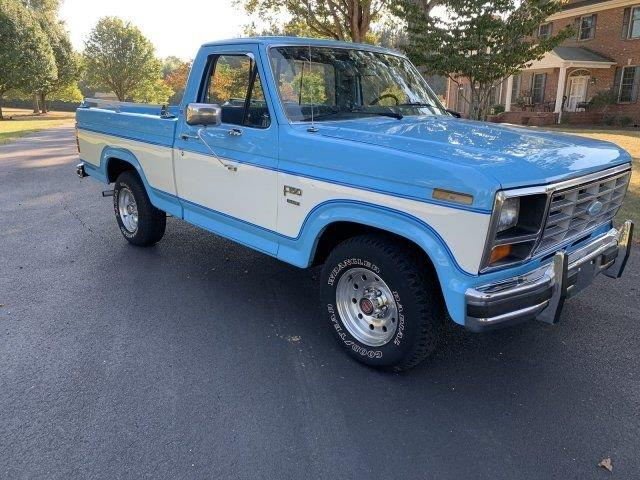 1985 Ford F150 (CC-1273283) for sale in Raleigh, North Carolina