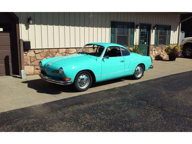 1974 Volkswagen Karmann Ghia (CC-1273285) for sale in Raleigh, North Carolina