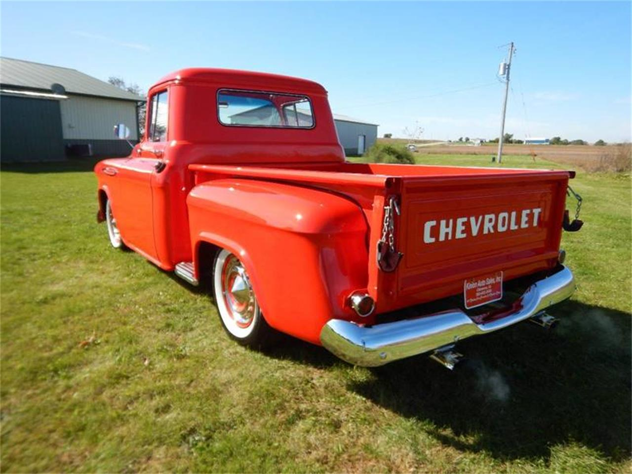 1957 Chevrolet 3100 (CC-1273304) for sale in Clarence, Iowa
