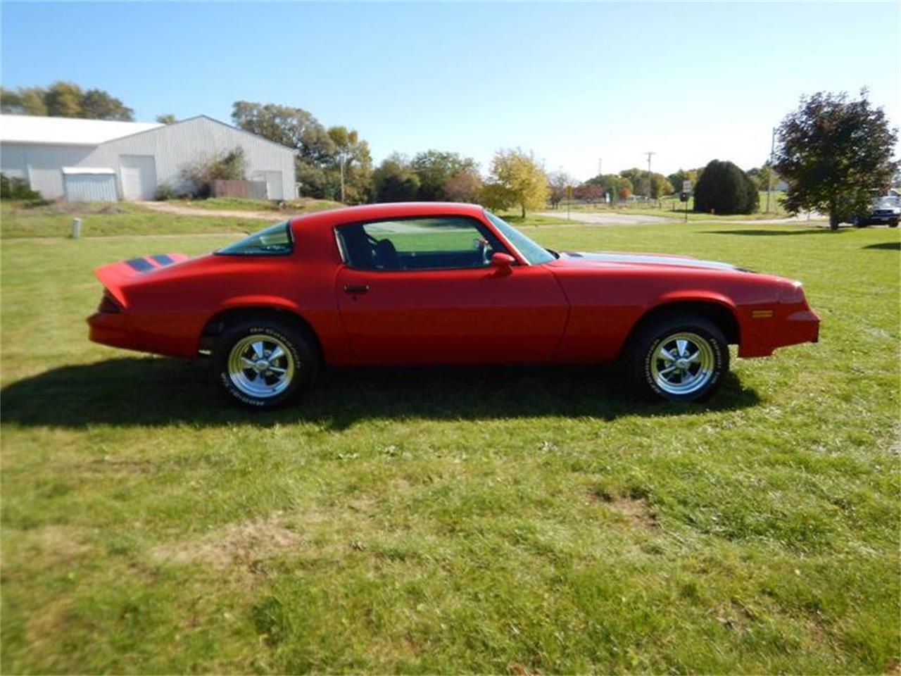 1978 Chevrolet Camaro (CC-1273305) for sale in Clarence, Iowa