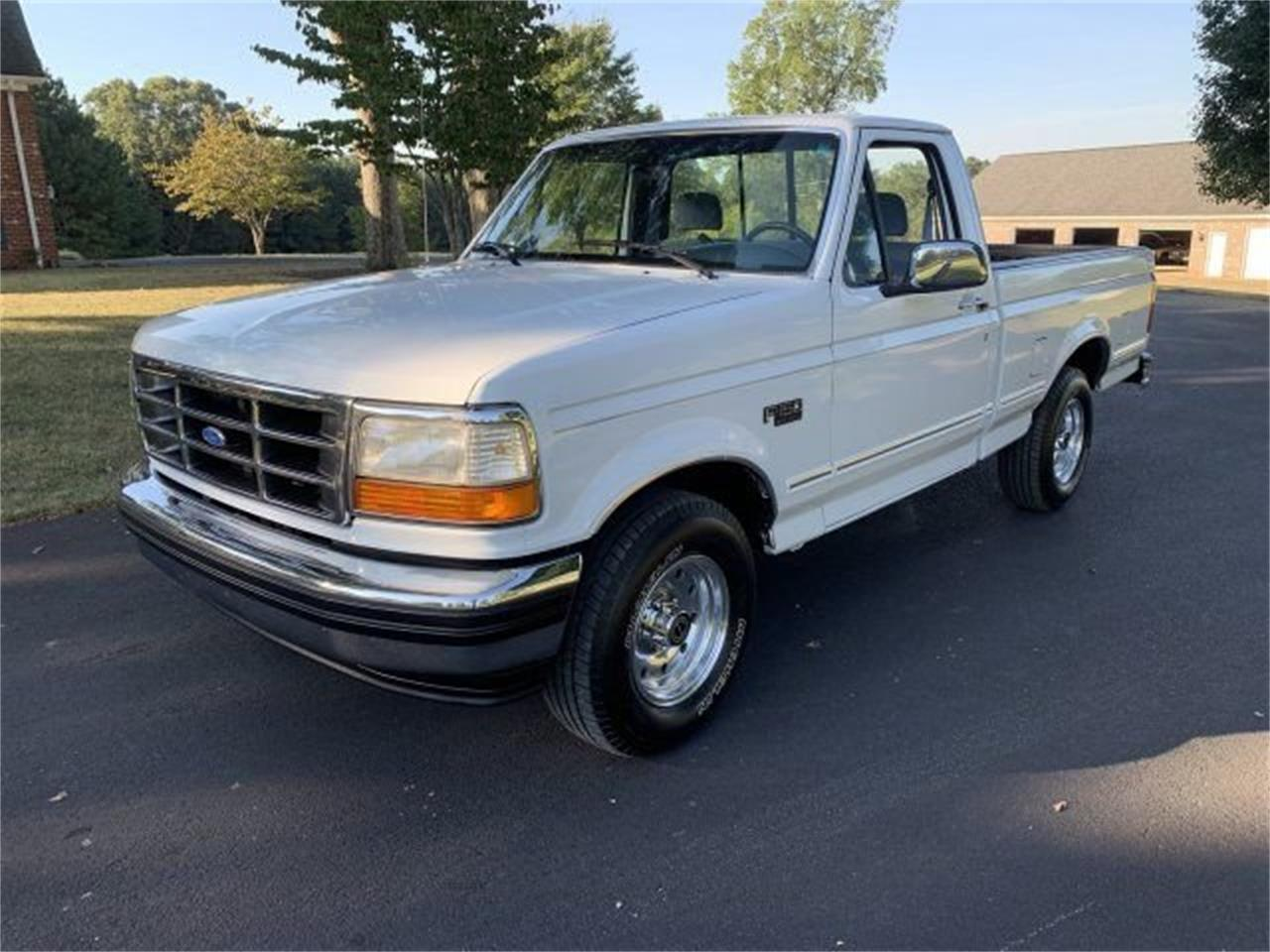 1993 Ford F150 (CC-1273308) for sale in Raleigh, North Carolina