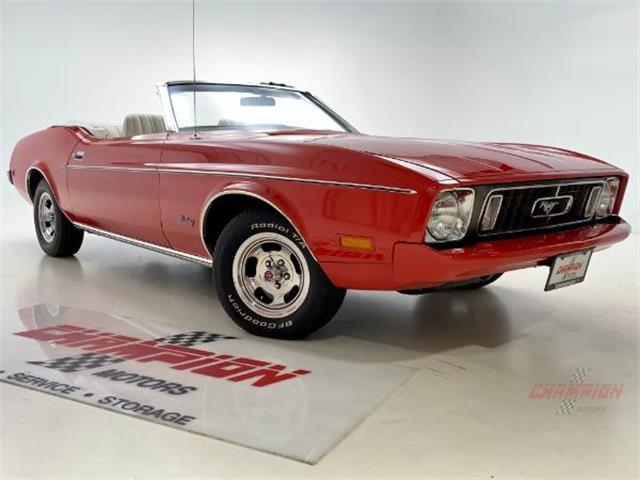 1973 Ford Mustang (CC-1273316) for sale in Syosset, New York