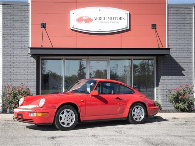 1990 Porsche 911 Carrera 2 (CC-1273317) for sale in Carmel, Indiana