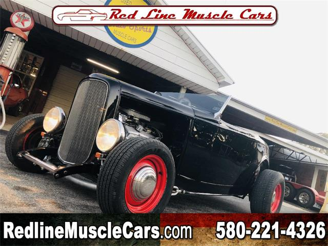 1932 Ford Roadster (CC-1273333) for sale in Wilson, Oklahoma