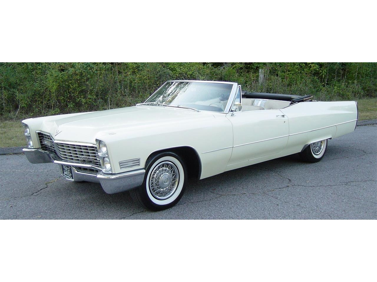 1967 Cadillac DeVille (CC-1273339) for sale in Hendersonville, Tennessee