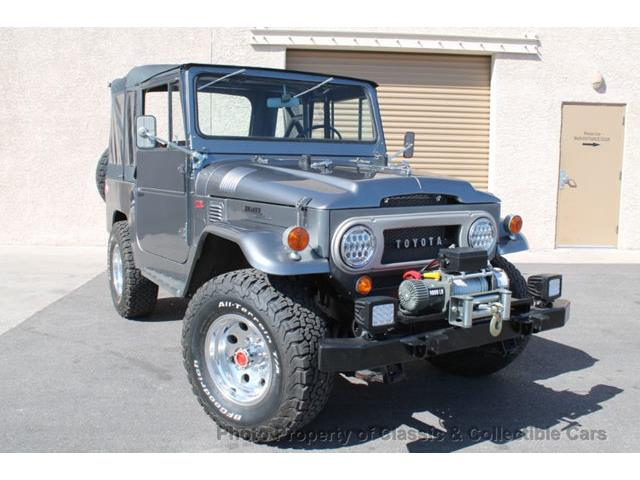 1967 Toyota Land Cruiser FJ (CC-1273345) for sale in Las Vegas, Nevada