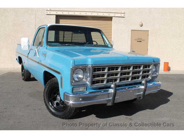 1977 Chevrolet C10 (CC-1273347) for sale in Las Vegas, Nevada